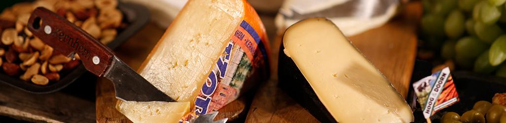 (Half) harde kaas - Gepasteuriseerd - Schapenmelk