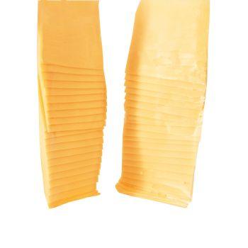 Gesneden jong belegen kaas