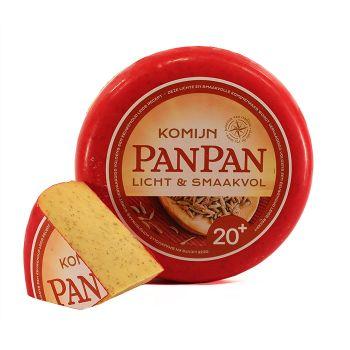 Hele Pan Pan kaas