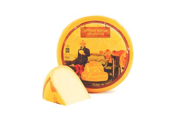 Jersey kaas jong belegen